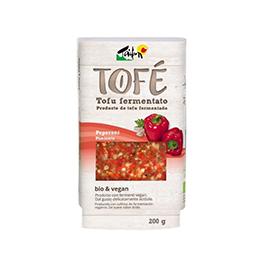 Tofu Tofé con pimentón 200g
