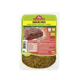 Hambr.T.Sarraceno/verduras ECO