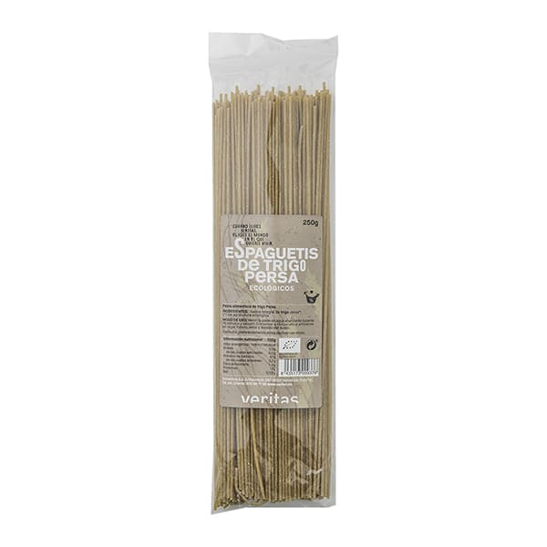 Espaguettis de blat Persa integral 250g