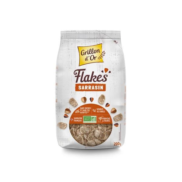 Flakes de trigo sarraceno 200g ECO