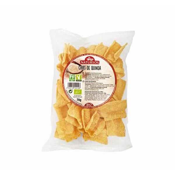 Chips de quinoa 70g ECO