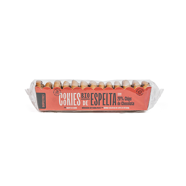 Cookies espelta agave 150g ECO