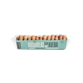 Rosquillas avena agave acteit oliva 150g ECO
