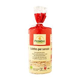 Tortitas trigo sarraceno 100g ECO