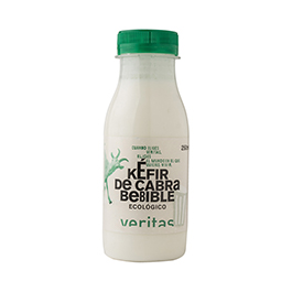 Kéfir bebible de cabra 250ml ECO