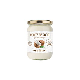 Aceite coco para freir 500ml