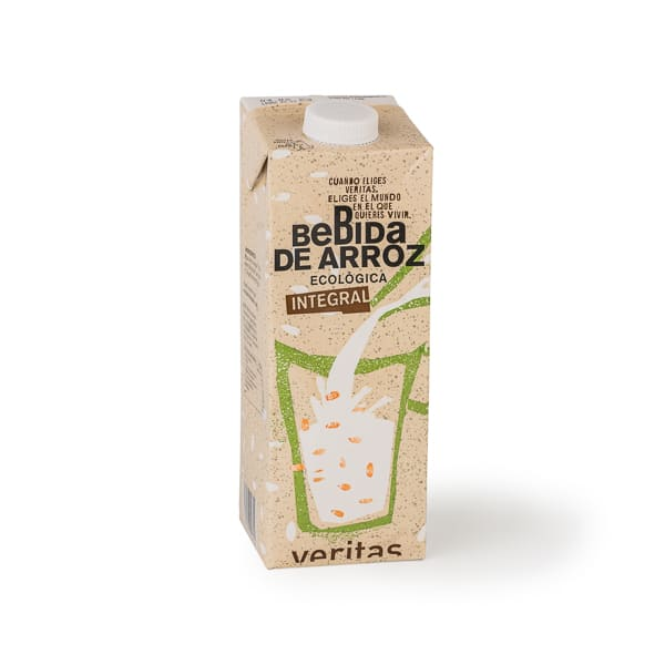 Bebida de arroz integral 1l ECO