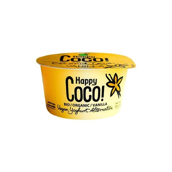 Postre coco vainilla 125g ECO
