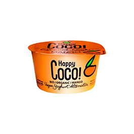 Postre Coco Mango Happy Coco 125G