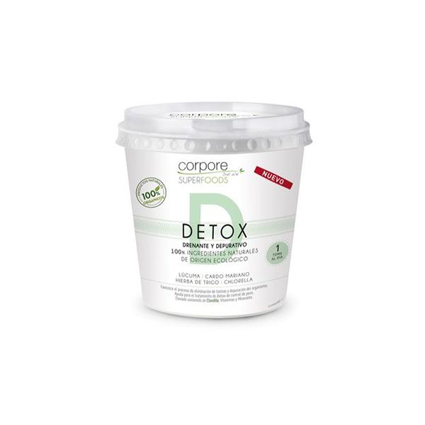 Superfood Detox 25sticks 125g ECO