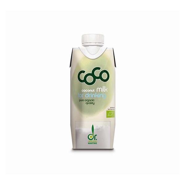 Leche de coco 330ml ECO