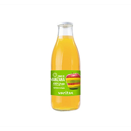 Zumo manzana 100% 1l