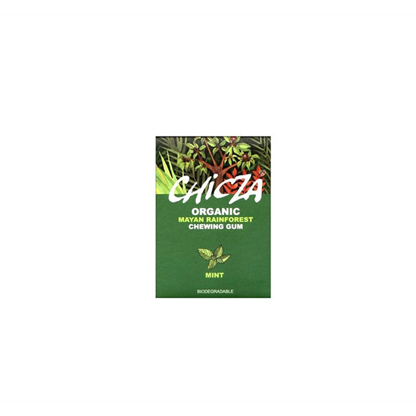 Chicle sabor menta 30g ECO