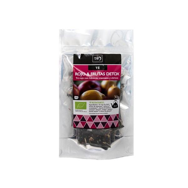 Té rojo y frutas detox 15b ECO