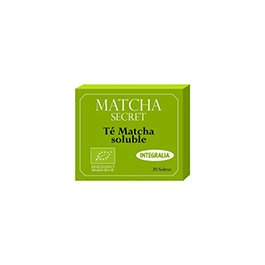 Te matcha soluble ECO