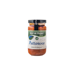 Salsa Puttanesca 200g