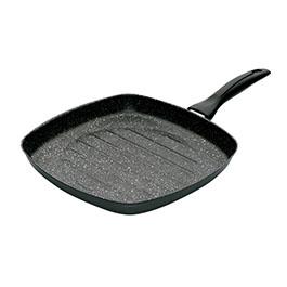 Grill de acero Tambora