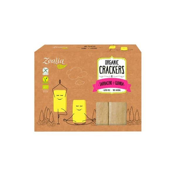 Tostada de trigo sarraceno/quinoa 120g ECO