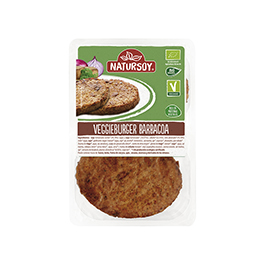 Veggieburger barbacoa 200g ECO