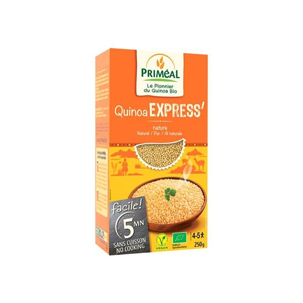 Quinoa express natural 250g ECO