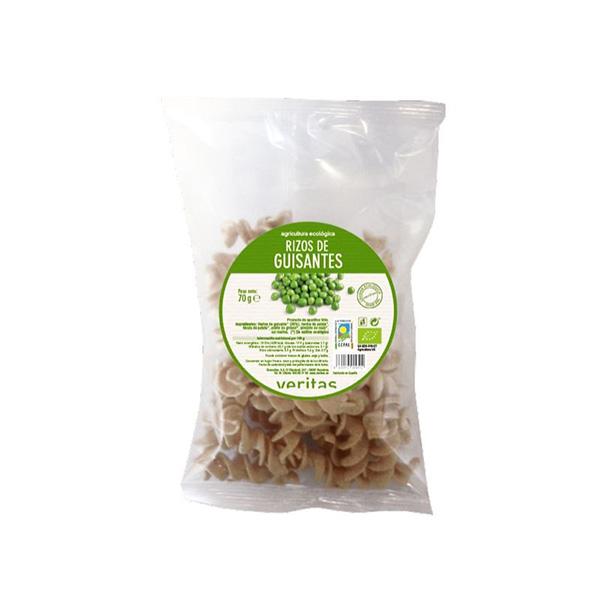 Rizos de guisantes 70g