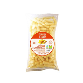 Ganchitos de maíz 60g ECO