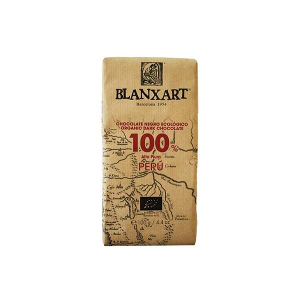 Chocolate 100% cacao Perú 100g ECO