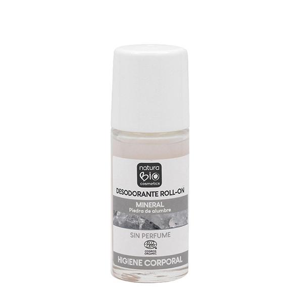 Desodorante mineral sin perfume 50ml ECO