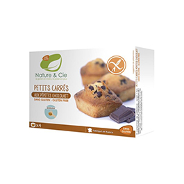 Muffins chips chocolate 160g