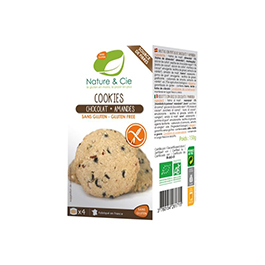 Cookies choco almendra 150g