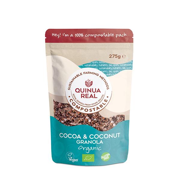Granola cacao coco 360g ECO