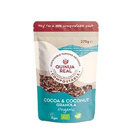 Granola cacao coco 360g