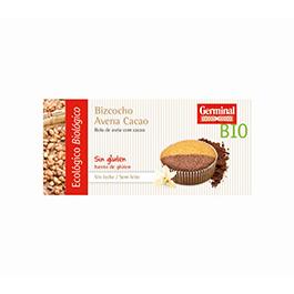 Bizcocho avena cacao sin gluten 180g