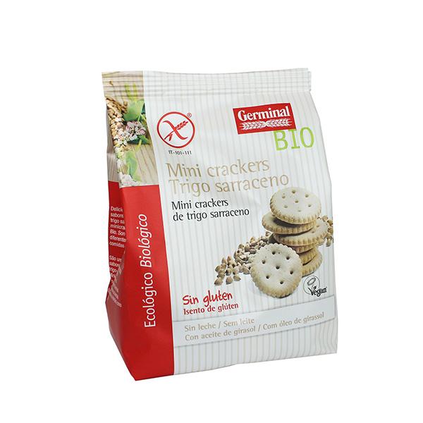Mini crackers t.sarraceno s/g ECO