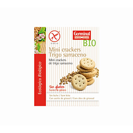 Mini crackers blat sarraí s/gluten 100g