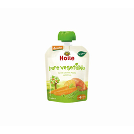 Smoothie zanahoria boniato Holle 90g