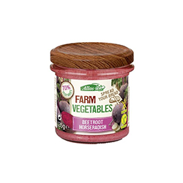 Mousse remolatxa/rave Allos 135g ECO
