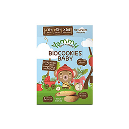 Galletas biocookies baby 150g ECO