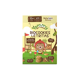 Miniletras multic. 120g ECO