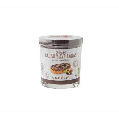 Crema cacao avellanas 200g ECO