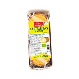 Tartaleta espelta llimona Espiga 240g