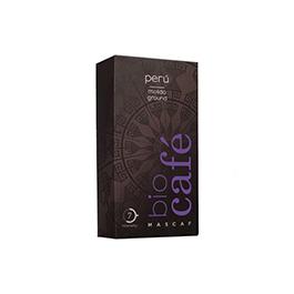 Café molido Arabica Perú 250g
