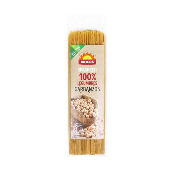 Espaguetis de garbanzos 250g ECO