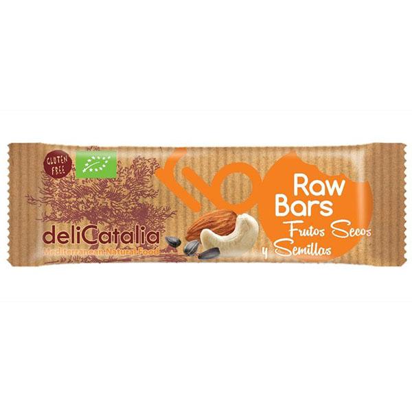 Barrita raw frutos secos sem. ECO
