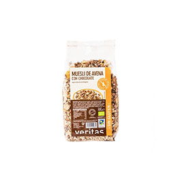 Muesli chocolate s/gluten 425g ECO