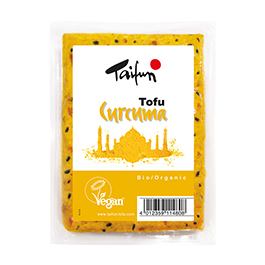 Tofu cúrcuma 200g