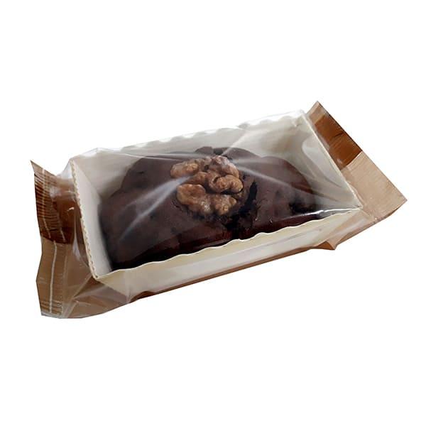 Brownie choco nuez s/g 70g ECO