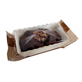 Brownie choco nuez s/g Zealia 70g