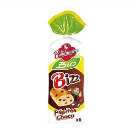 Pan de leche chips chocolate 6x39g