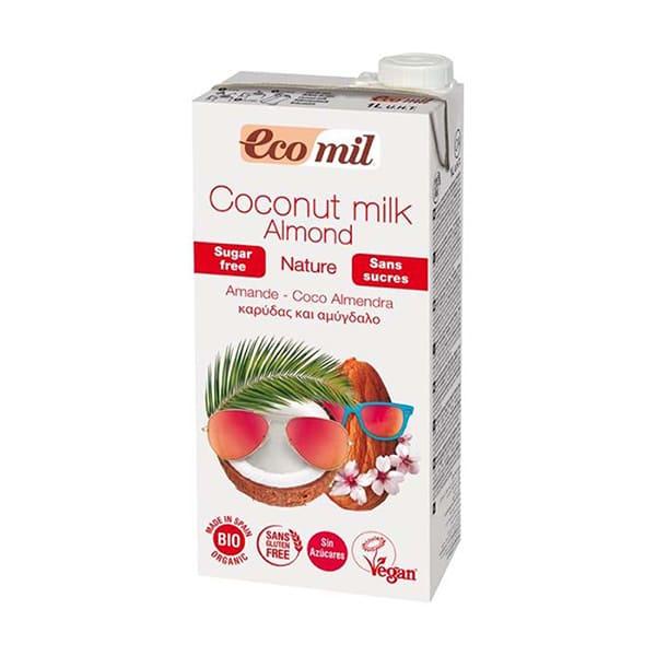 Bebida Coco Almendra ECO